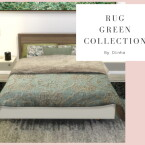 Green Rugs Collection