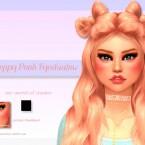 Peppy Punk Eyeshadow by LadySimmer94