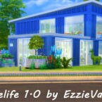 Cratelife home by EzzieValentine