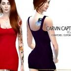 Ayden R dress by carvin captoor
