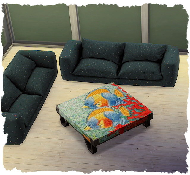 ECO Living coffee table recolors by Chalipo at All 4 Sims image 9715 Sims 4 Updates