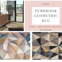 Pembrook Geometric Rug