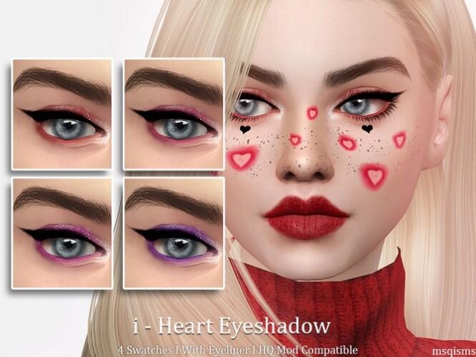 i-Heart Eyeshadow