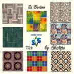 Floor tiles by Chalipo