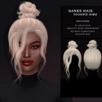 BANKS HAIR