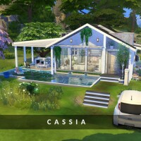 Cassia tiny home by melapples