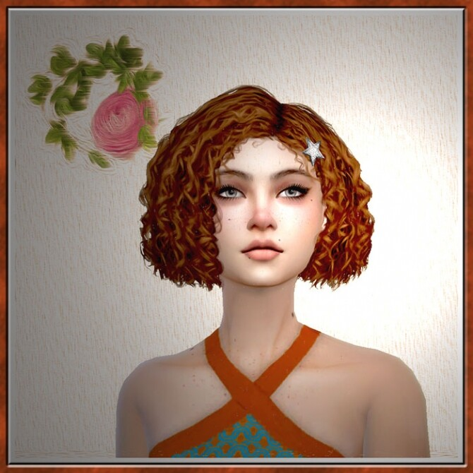 Clementine Magre by Mich Utopia at Sims 4 Passions image Clementine Magre by Mich Utopia 2 670x670 Sims 4 Updates