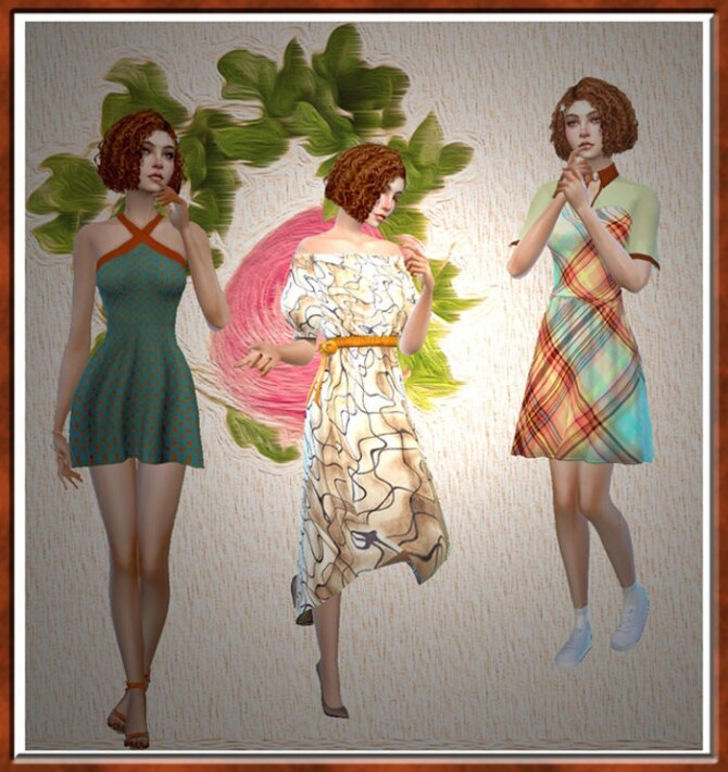 Clementine Magre by Mich Utopia at Sims 4 Passions image Clementine Magre by Mich Utopia 3 670x710 Sims 4 Updates