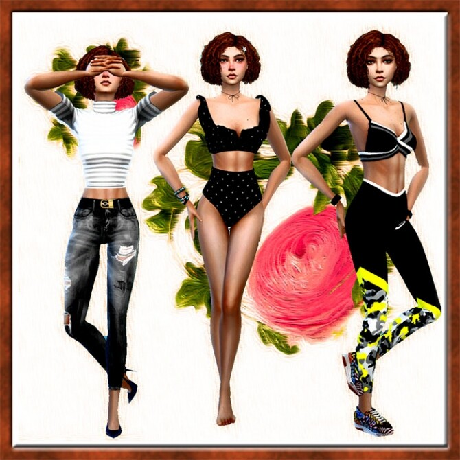 Clementine Magre by Mich Utopia at Sims 4 Passions image Clementine Magre by Mich Utopia 4 670x670 Sims 4 Updates