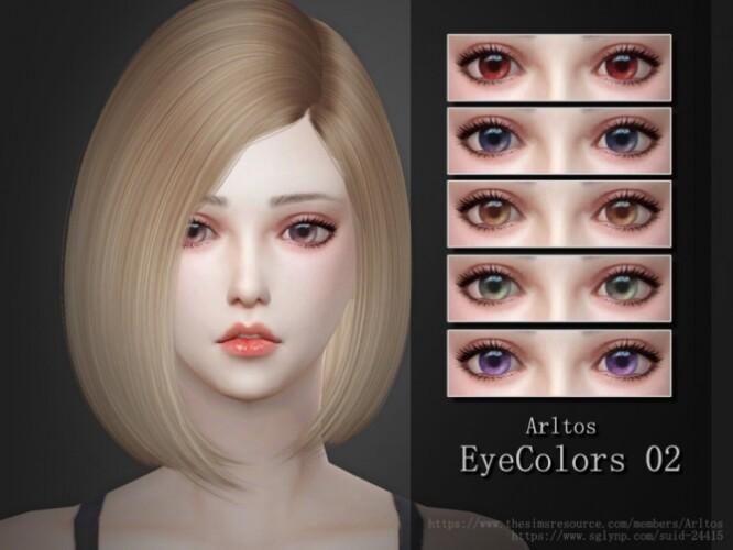 Eyecolors 02 by Arltos