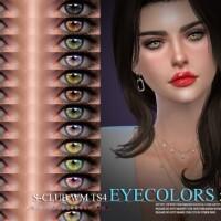 Eyecolors 202008 by S-Club WM