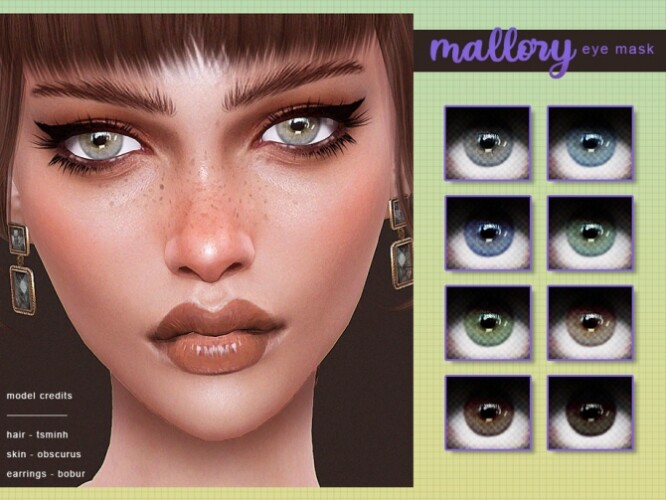 Mallory Eye Mask by Screaming Mustard
