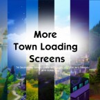 More Town Loading Screens by Debbiepearl