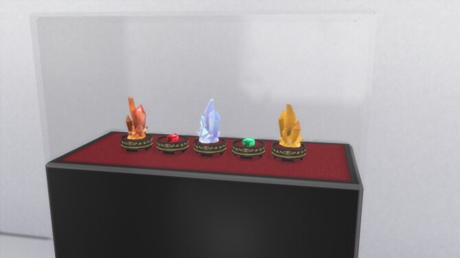 Sims 4 Ornate Display Stand by TheJim07 at Mod The Sims