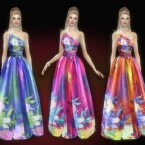 Seralie dress by Jomsims Creations