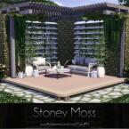 Stoney Moss Wall by Caroll91