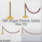 VIP Rope Fence Suite from TS3 by TheJim07