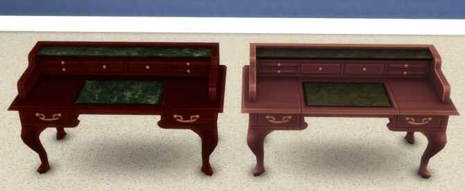 All-Purpose Desk Raised Wood Recolor by xordevoreaux