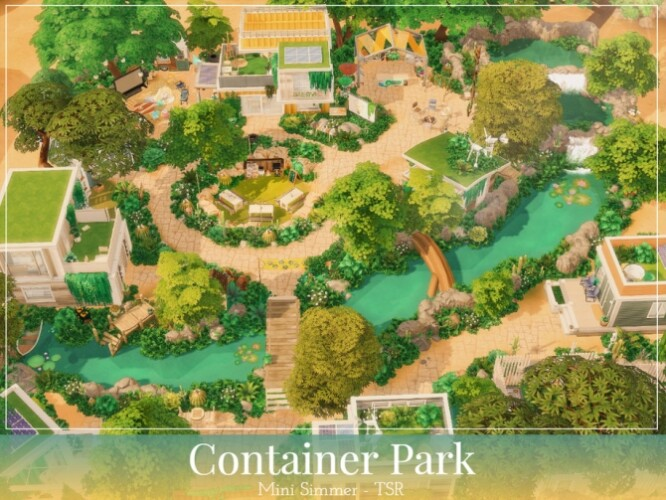 Container Park by Mini Simmer