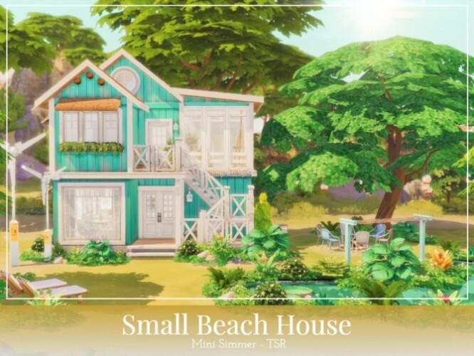 Small Beach house by Mini Simmer