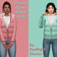 Clumsyalienn Dakota jacket recolors