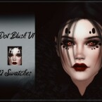 Dot Blush V1 by Reevaly