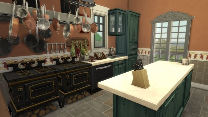 Sims 4 Brindleton Manor by Mickel at Mod The Sims