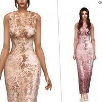 Elite Gown by CherryBerrySim
