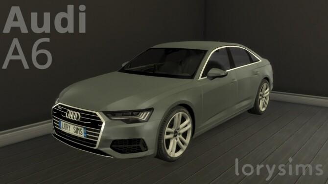 Audi A6 by LorySims
