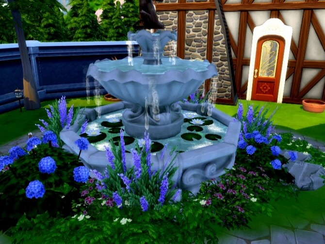 Magic castle by GenkaiHaretsu at TSR image 1060 670x503 Sims 4 Updates