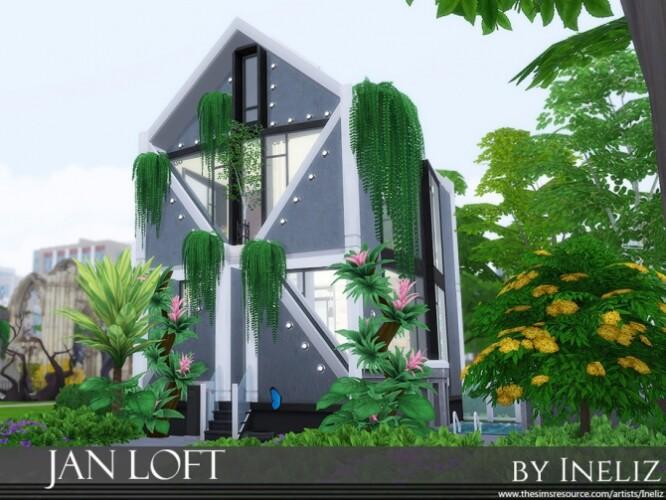 Jan Loft by Ineliz
