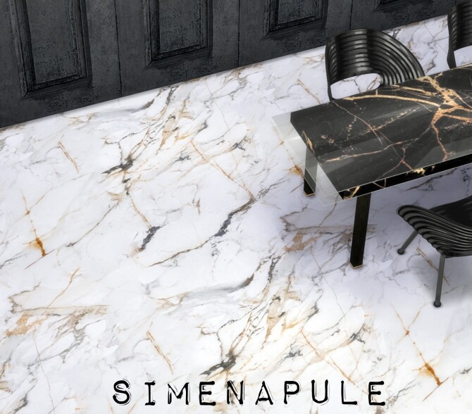 Luxury Floor Marble 02 at Simenapule image 10617 670x588 Sims 4 Updates