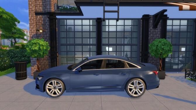 Audi A6 at LorySims image 10619 670x377 Sims 4 Updates