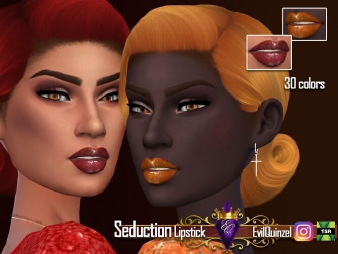 Seduction Lipstick by EvilQuinzel