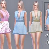 Dress V8 by GossipGirl-S4