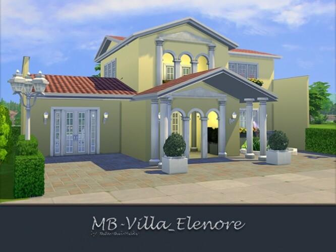MB Villa Elenore by matomibotaki