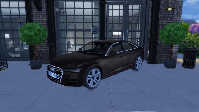 Audi A6 at LorySims image 10918 670x377 Sims 4 Updates