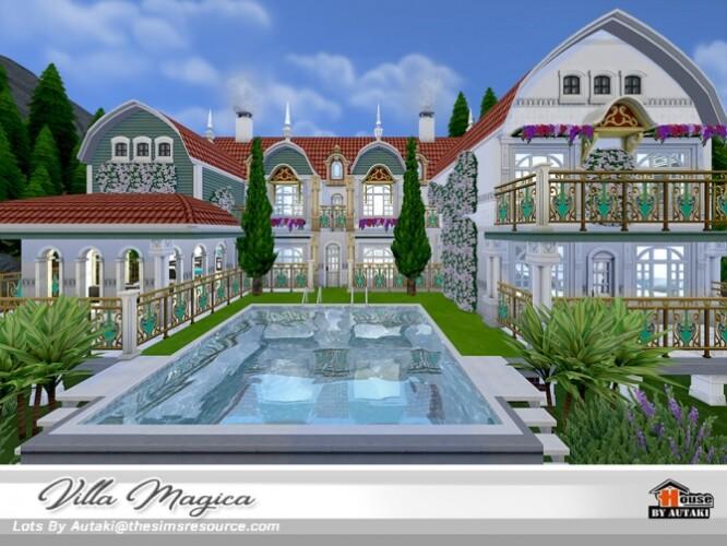 Villa Magica by autaki
