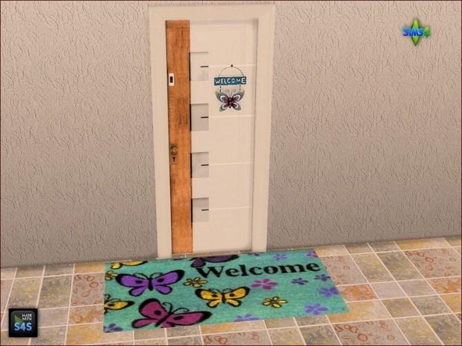 Door mats and decorative signs at Arte Della Vita image 1101 670x503 Sims 4 Updates