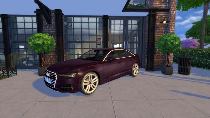 Audi A6 at LorySims image 11023 670x377 Sims 4 Updates
