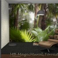 MB Magic Mural Forrest by matomibotaki