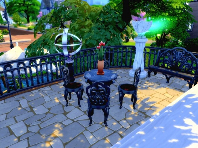 Magic castle by GenkaiHaretsu at TSR image 11100 670x503 Sims 4 Updates