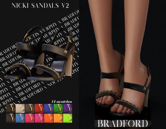 Nicki Sandals V2