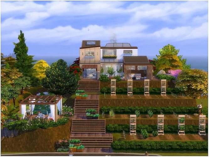 Uphill Modern Farm by lotsbymanal