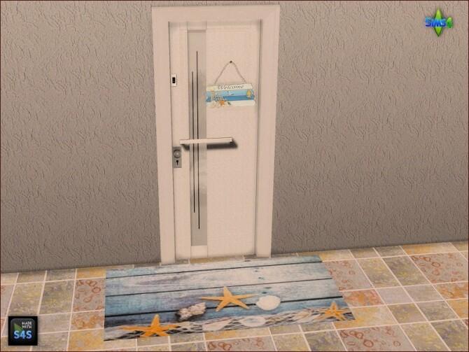 Door mats and decorative signs at Arte Della Vita image 1151 670x503 Sims 4 Updates