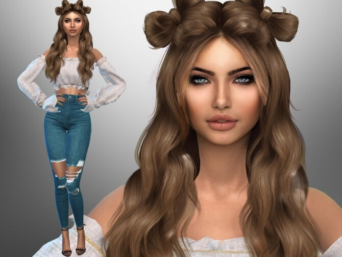 Michelle Demarco by divaka45 at TSR image 118 670x503 Sims 4 Updates
