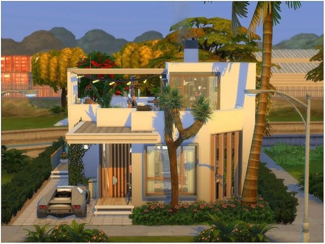 Boho Industrial House by lotsbymanal