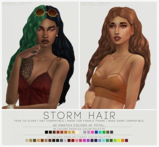 STORM HAIR