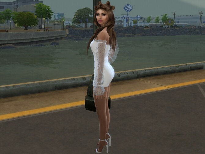 Michelle Demarco by divaka45 at TSR image 119 670x503 Sims 4 Updates