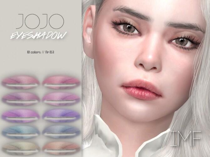 Jojo Eyeshadow N.153 by IzzieMcFire at TSR image 11916 670x503 Sims 4 Updates